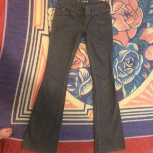 Grey Hudson bootcut Jeans, 24